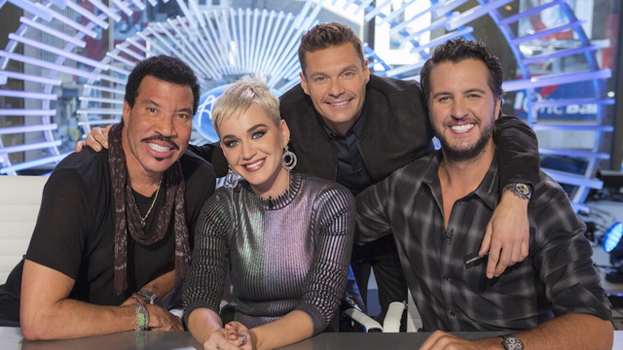 Lionel Richie, Luke Bryan join Katy Perry at new 'American Idol' judges table