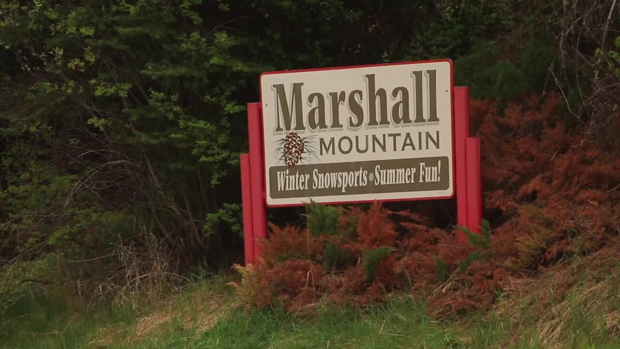 Marshall Mountain