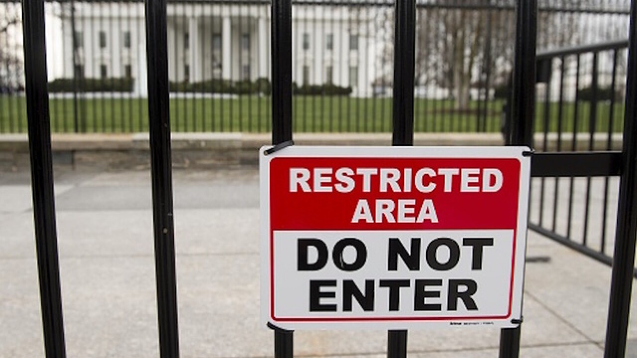 Secret Service employees expected to face discipline over WH fence jumper