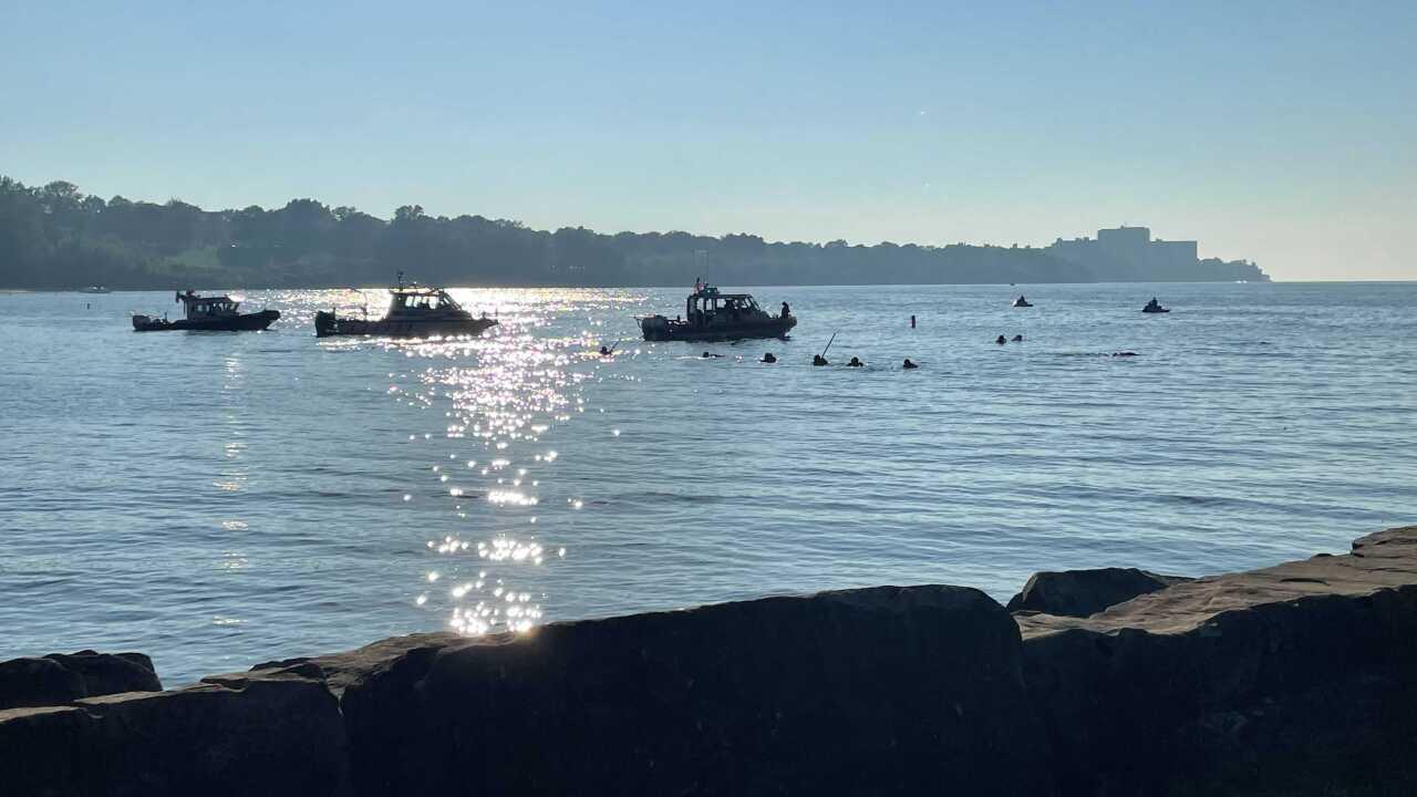 Coast Guard Water Rescue
