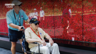 COVID-19 shuts down many Memorial Day tributes, including D.C.'s Poppy Wall of Honor