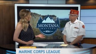 Montana Matters Interview with Marine Corps League