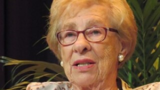 Holocaust Survivor and stepsister of Anne Frank, Eva Schloss to visit Montana State University