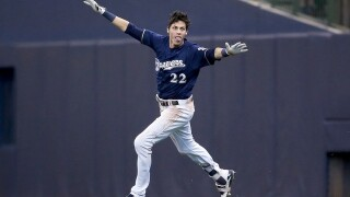 Christian Yelich shares 10 things he can't live without