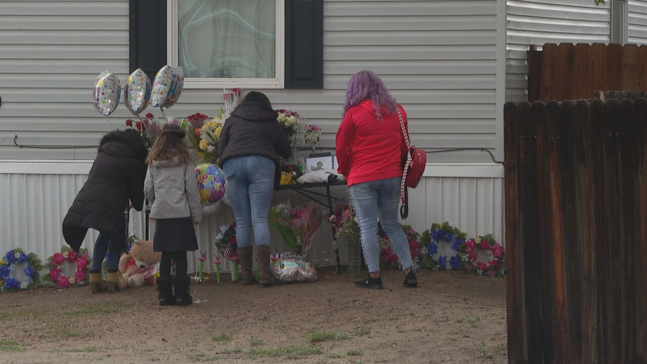 Police provide update on mass shooting at birthday party on Tuesday