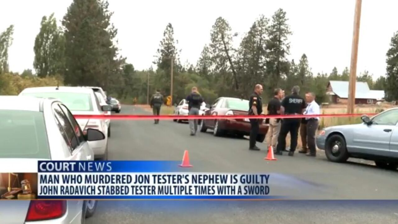 John Radavich guilty of first-degree aggravated murder