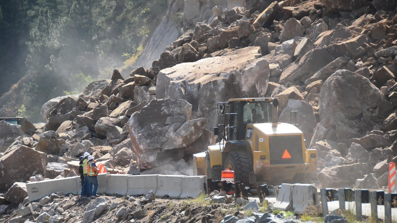 cdot highway 119 boulder canyon rockslide sept 2019.png