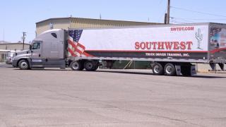 Southwest Truck Driver Training Truck