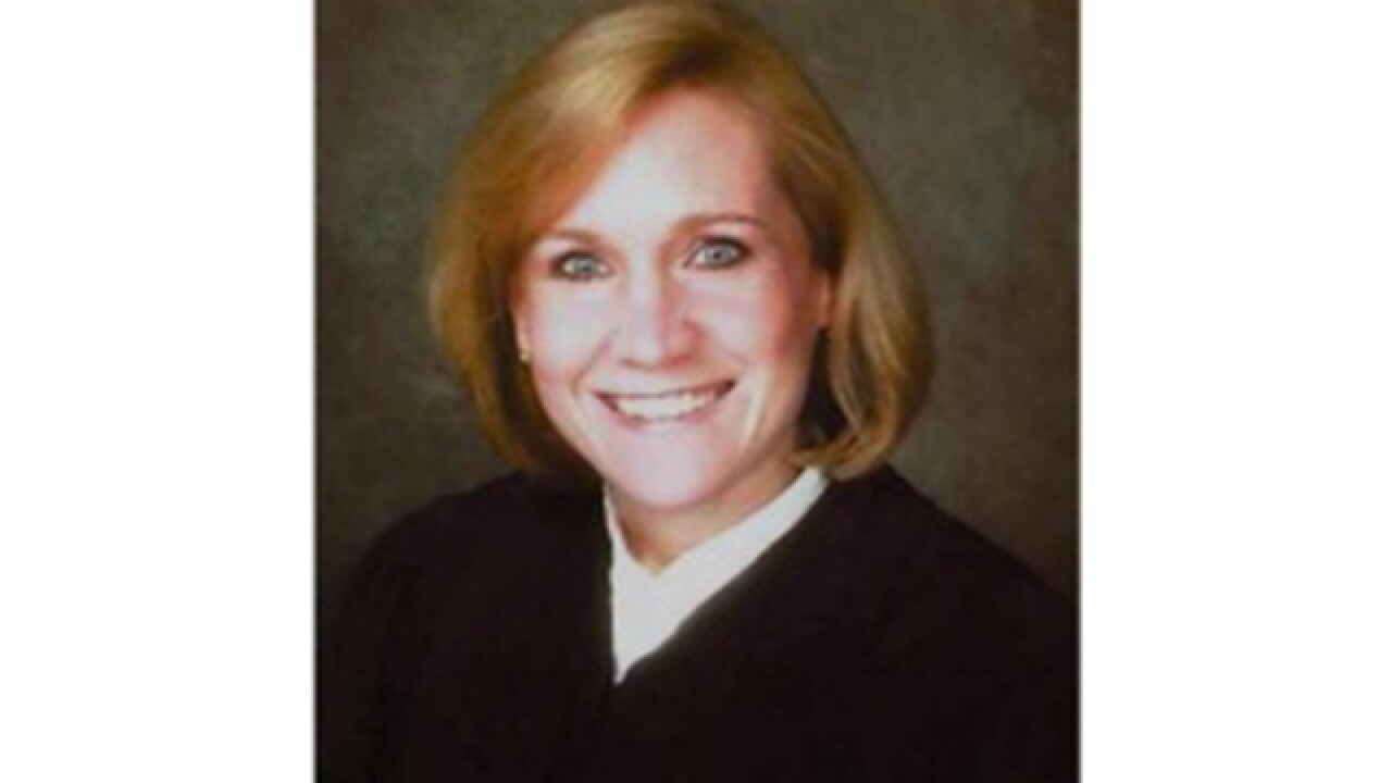 Judge sentenced to probation for hit-and-run