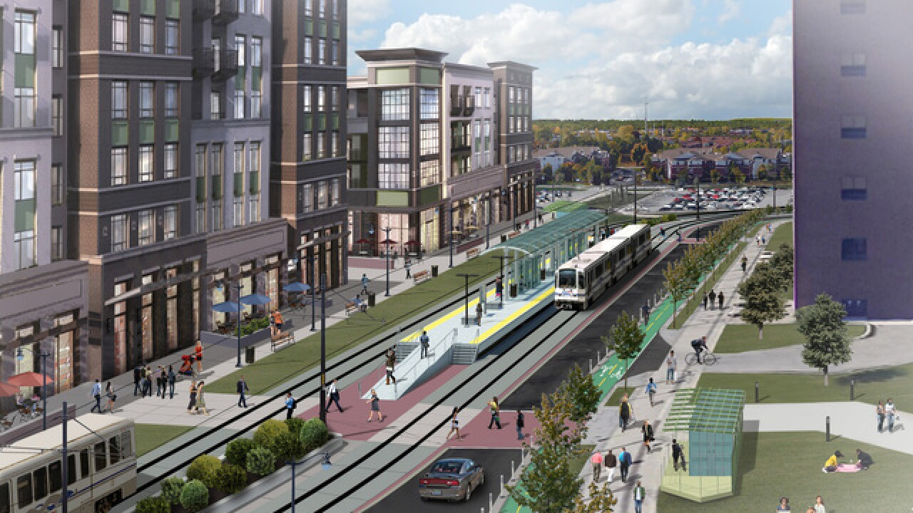 NFTA votes to approve $5M to expand light rail