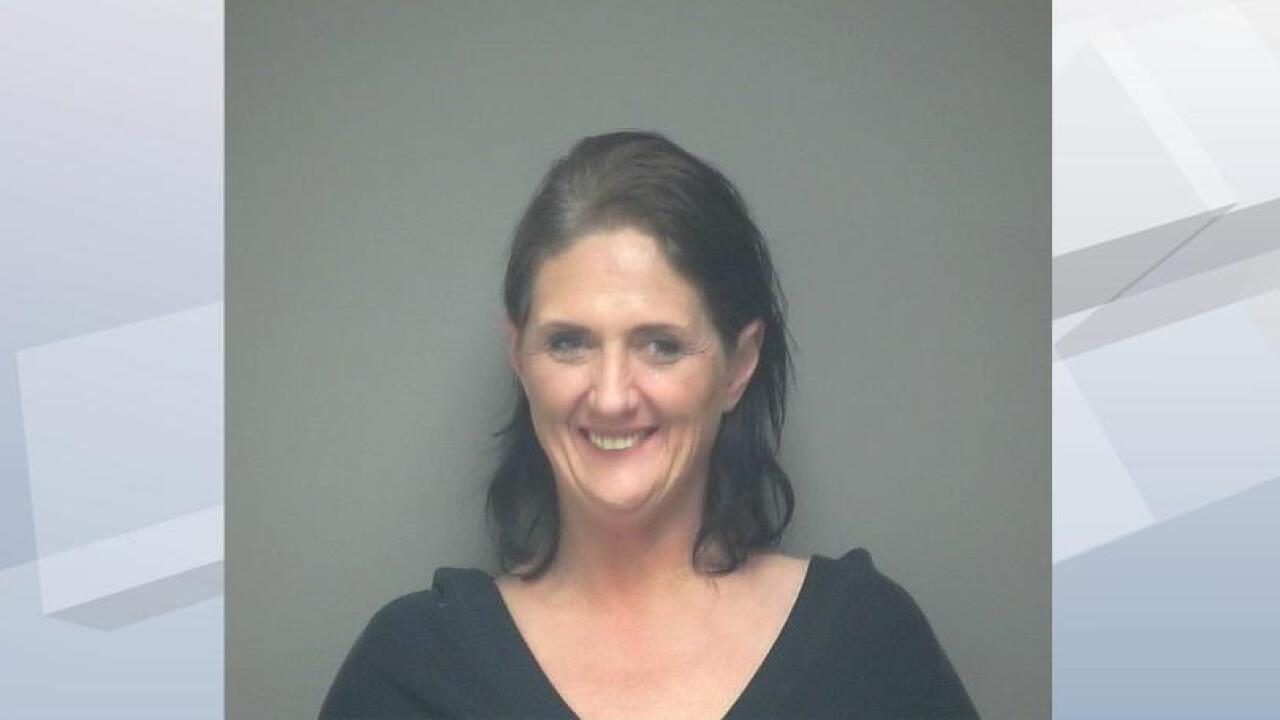 Mugshot of Cathleen Krause
