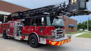 New Broken Arrow fire trucks
