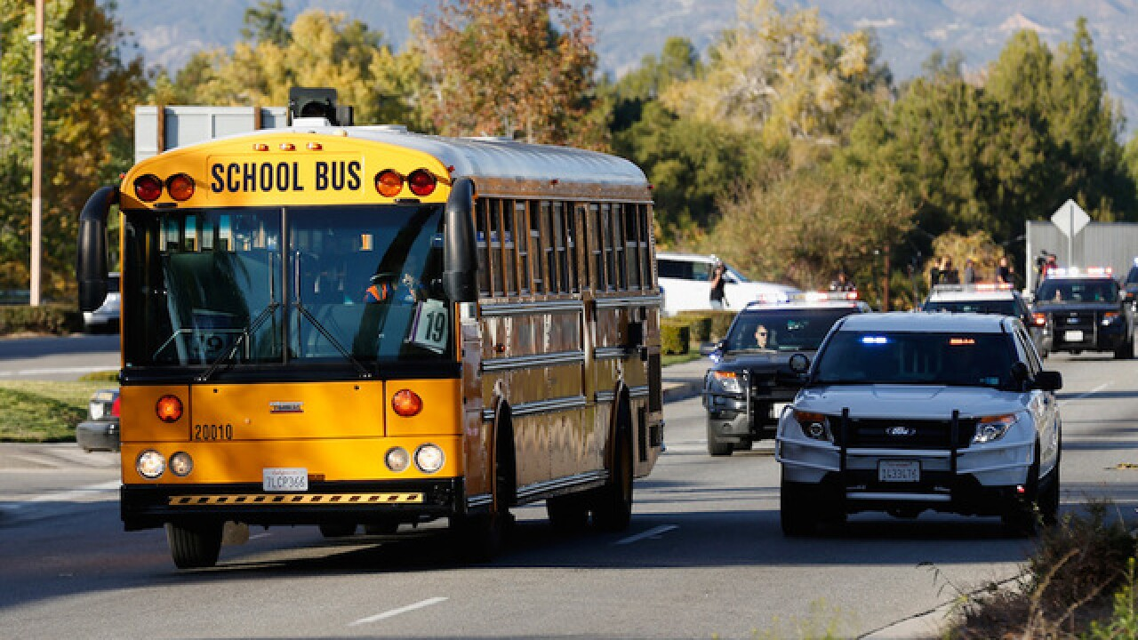 Petition calls for strict penalties for those who disobey school bus signs and lights