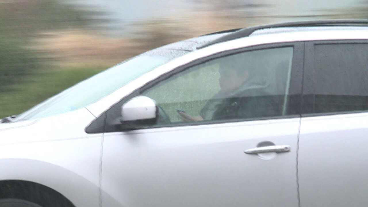 Driving instructor calls cell phone while driving ban a 'goodthing'