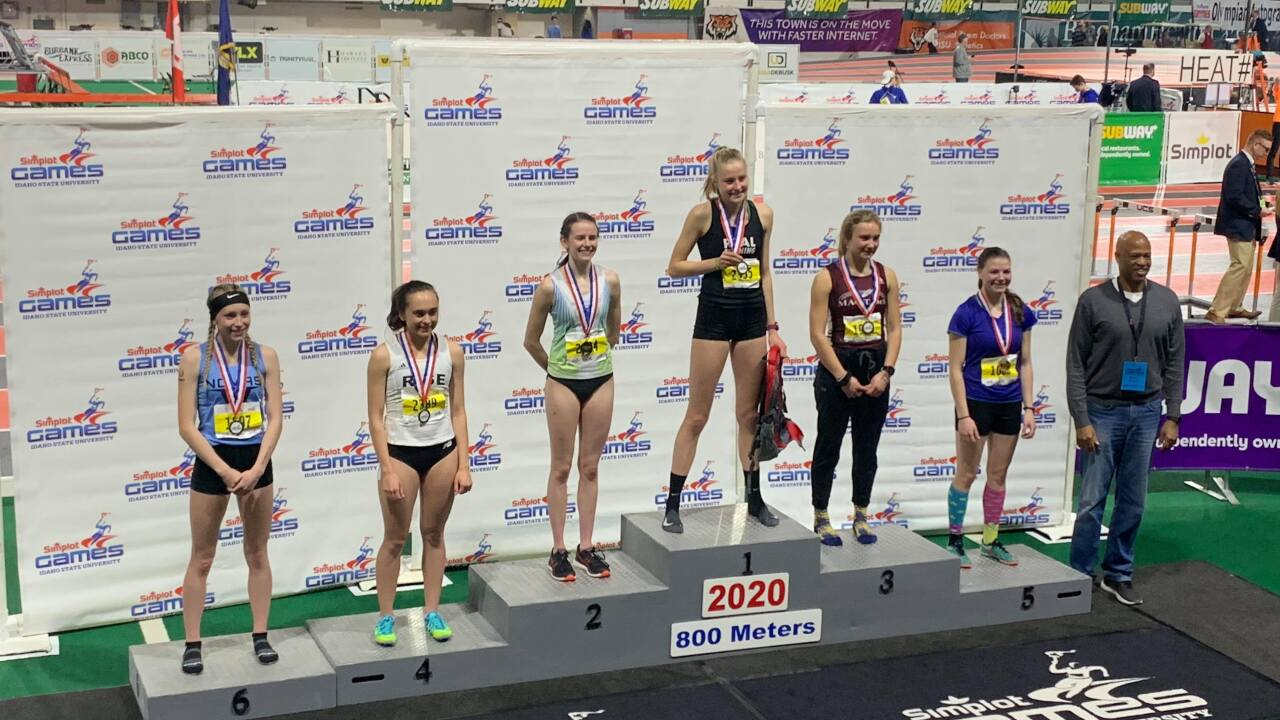 Five Montanans place at 2020 Simplot Games