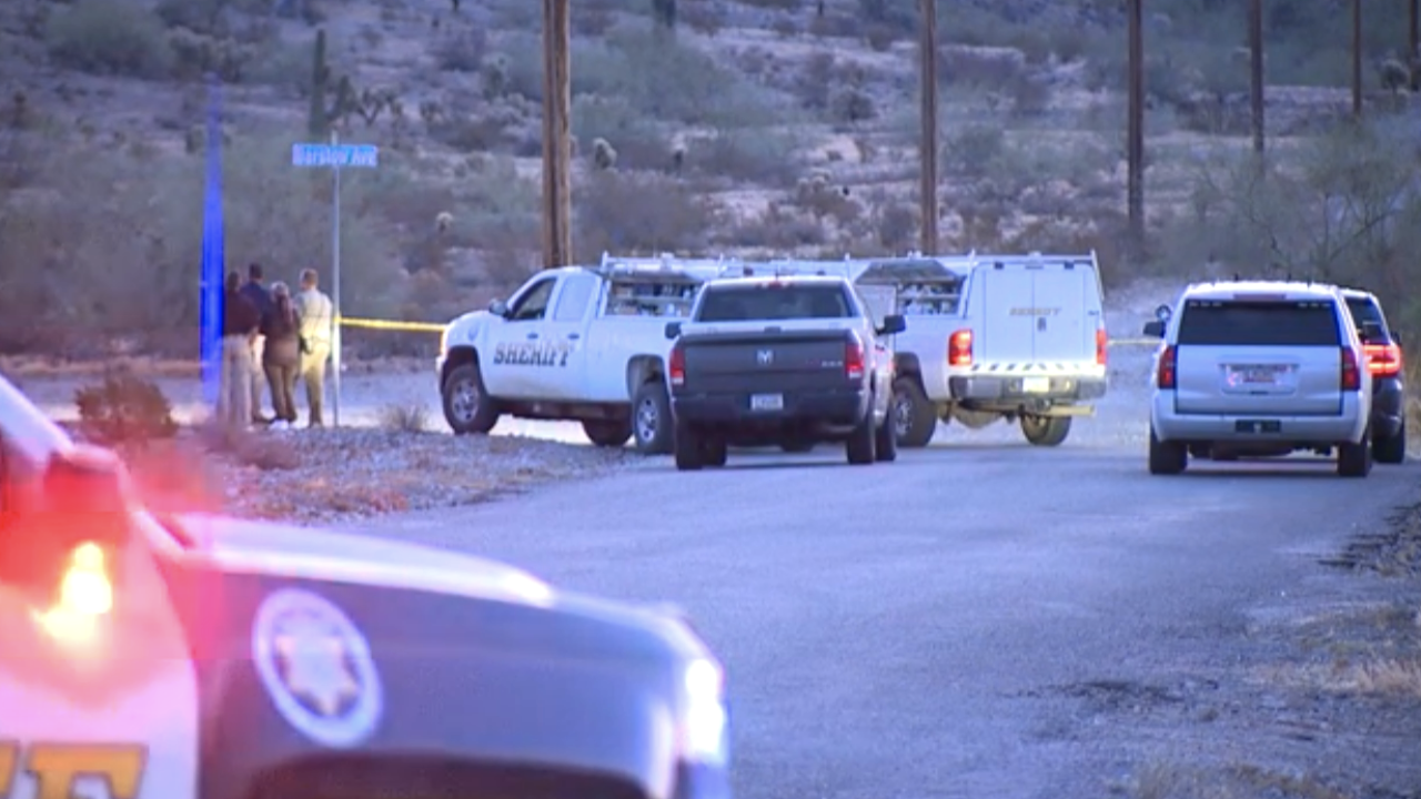 Casa Grande Mountain Park shooting