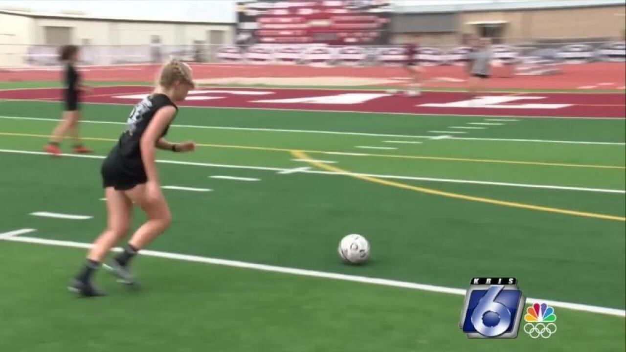 Calallen girls soccer title-game loss ends historic season