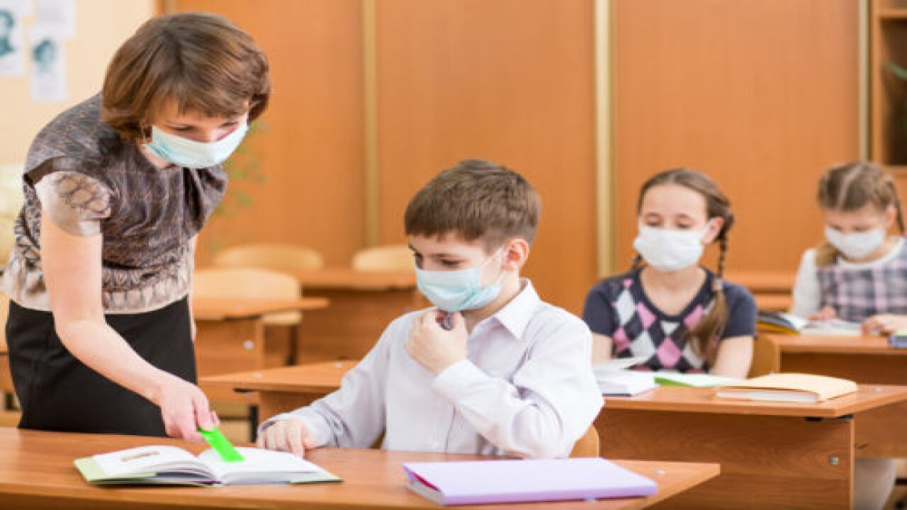 CDC Released Guidelines For Reopening Schools