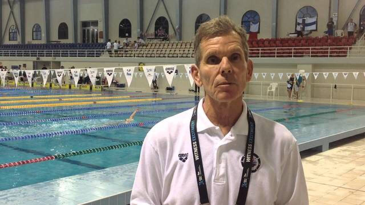 Former Wildcat coach Busch to retire as USA Swimming national team director