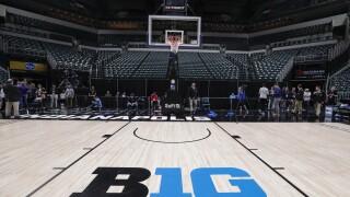 Virus Outbreak College Hoops Basketball