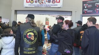 Bikers For Kids In Need works to help Great Falls families