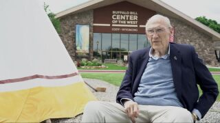 Q2 Rewind: Cody dedicates Plains Indian Museum in 1979