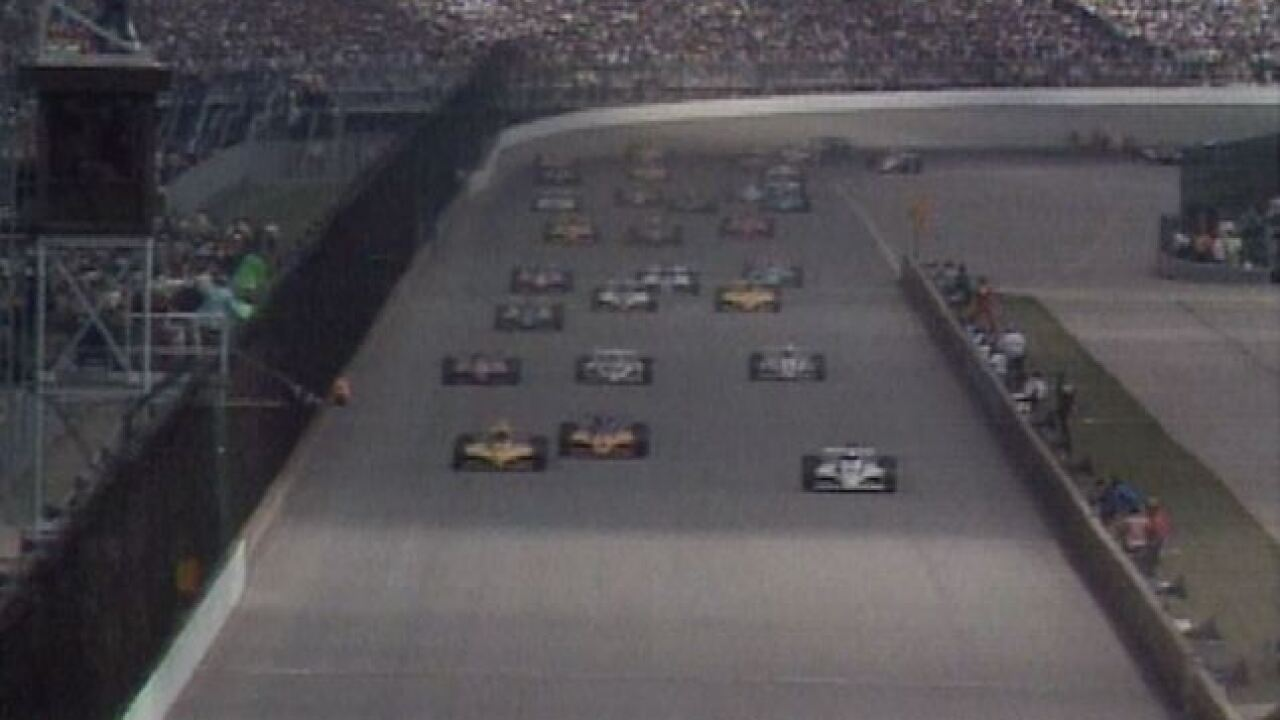 1983 Indy 500 winner had to battle father & son