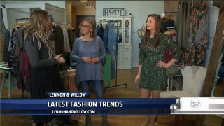 Stylish outfits perfect for holiday gatherings at Lennon & Willow Boutique