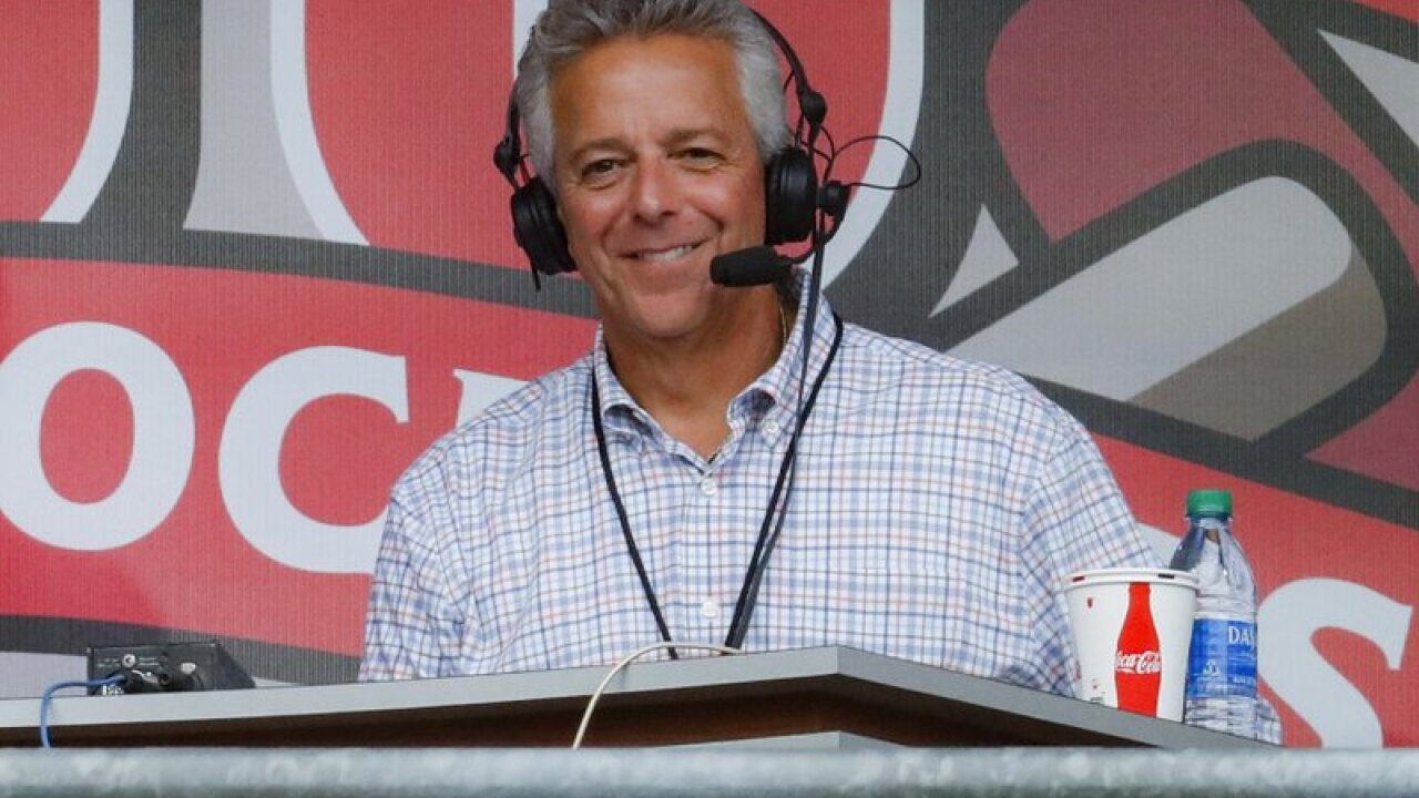 'I am truly and deeply sorry': Reds broadcaster Brennaman issues letter of apology to LGBTQ community, fans