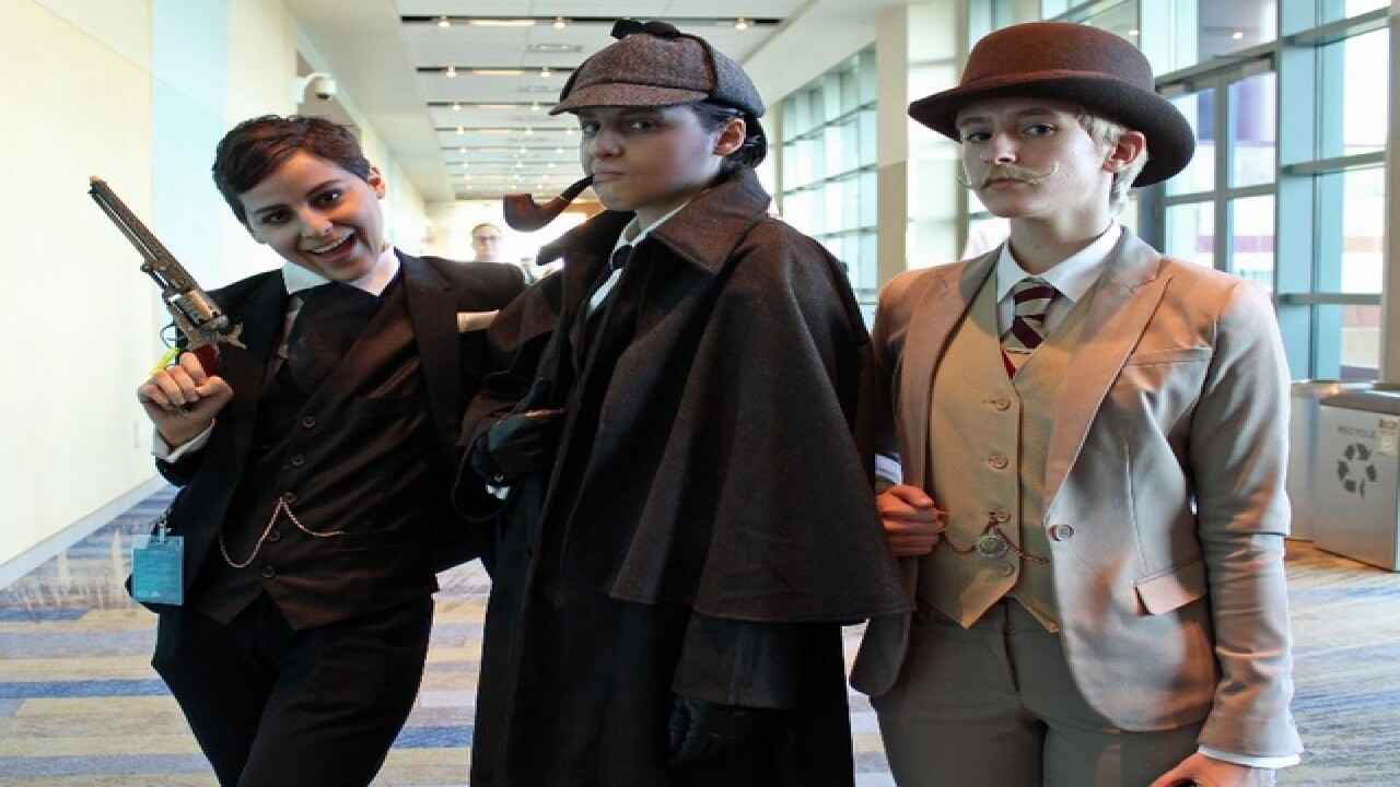 Phoenix Fan Fest: See some of the top costumes