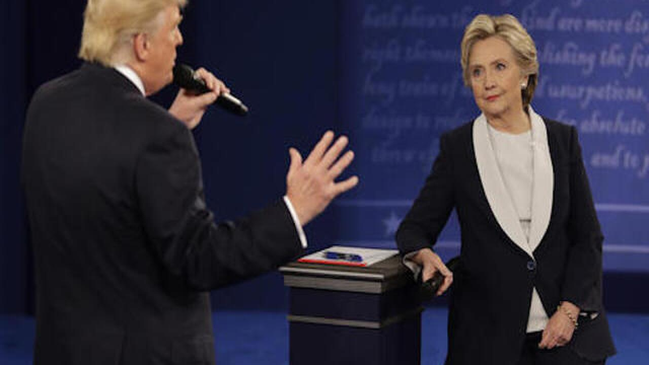 Watch: Highlights from the first two presidential debates