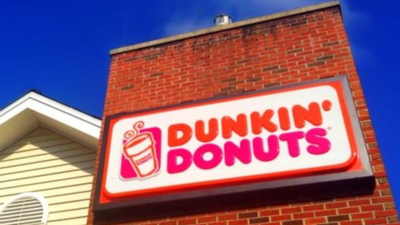 "Dunkin' to drop the ""Donuts"" from its name at selected stores"