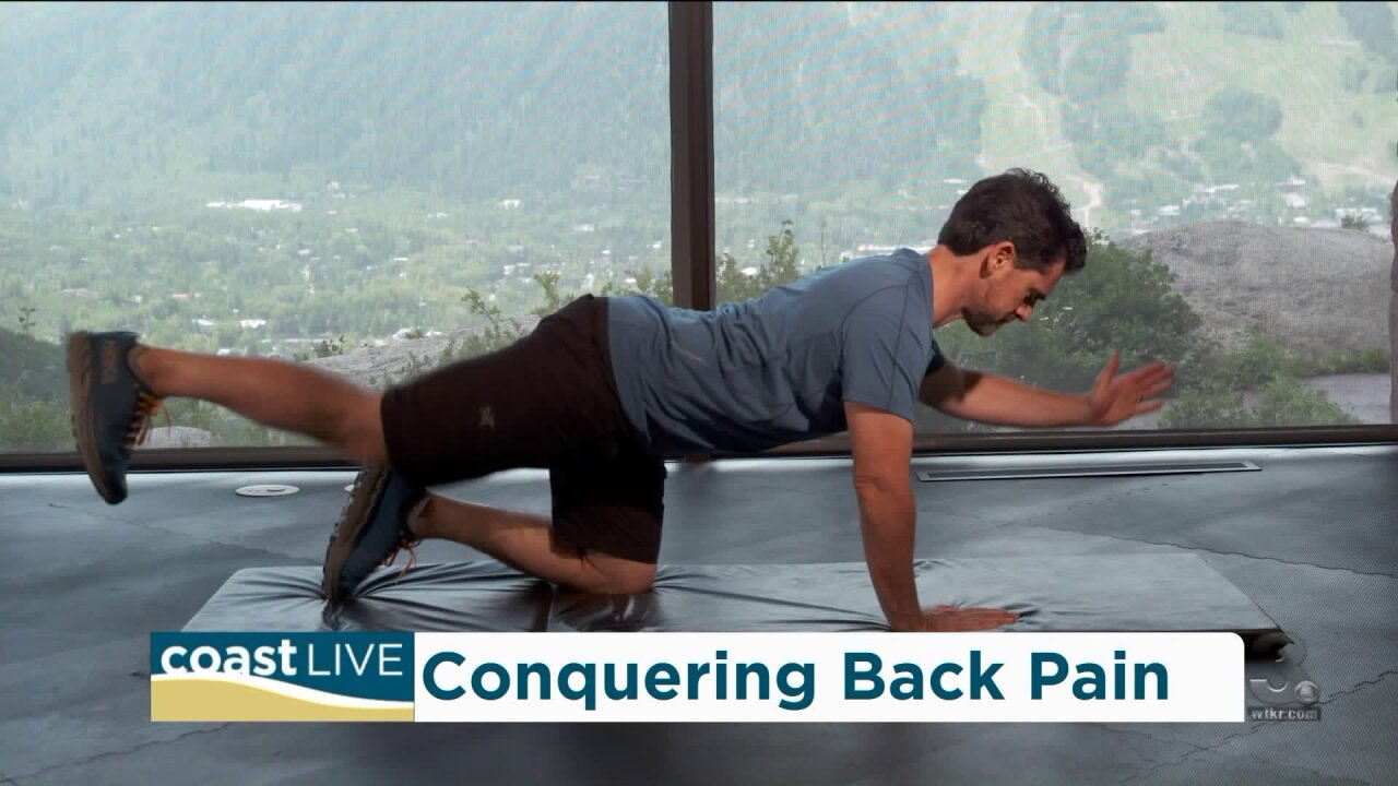 A whole-body plan for conquering back pain on CoastLive