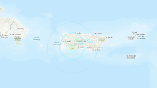 5.0 quake hits southern Puerto Rico amid ongoing tremors