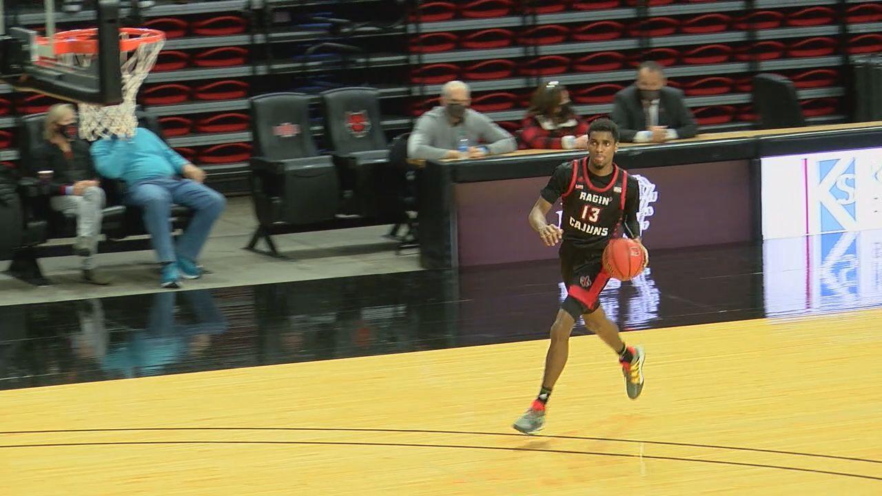 Mylik Wilson Louisiana Basketball