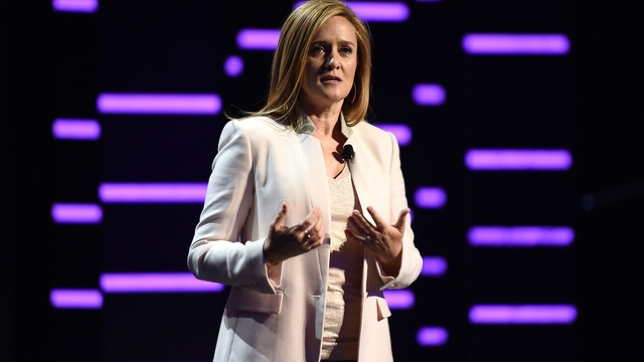 Two companies suspend ads from Samantha Bee's show after vulgar remark