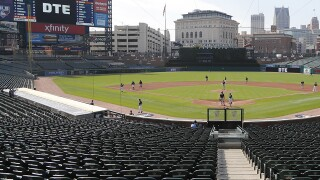 State expands capacity for outdoor stadiums to 20% ahead of Opening Day