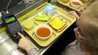 Anonymous donor gives $10,000 to pay down school lunch debts