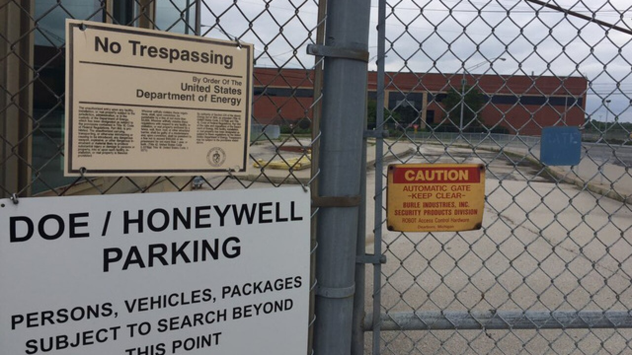 Health concerns continue over KC federal complex