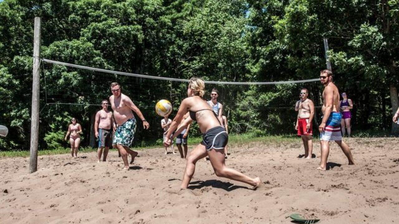 Wisconsin summer camp for grown-ups serves up nostalgic fun