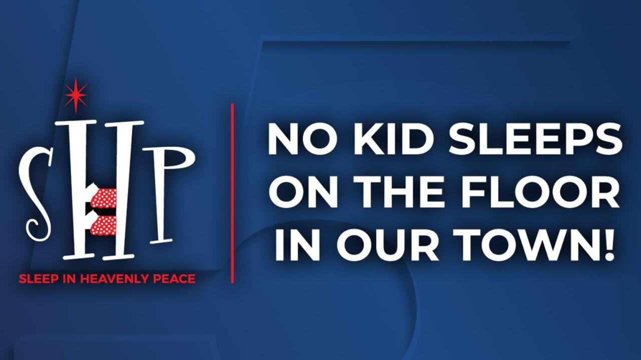 Sleep in Heavenly Peace logo