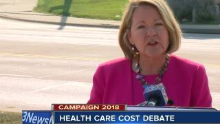 Candidate Raybould calls for improvements in healthcare coverage