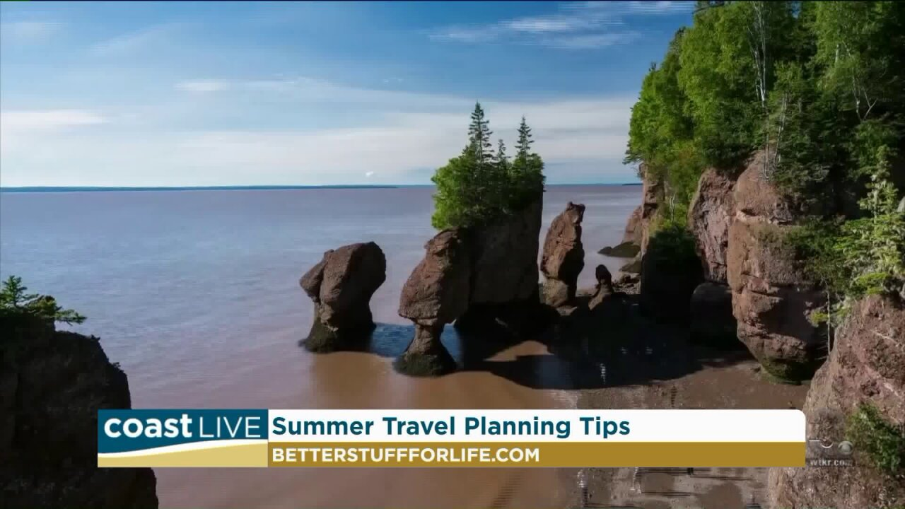 Hot travel tips to keep you cool this summer on CoastLive