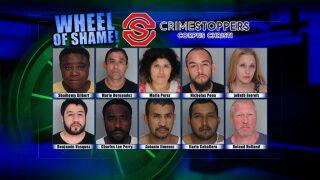 Wheel Of Shame: May 1st