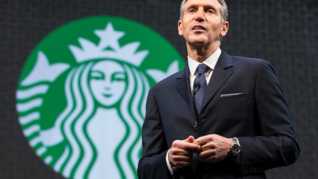 Starbucks' executive chairman Howard Schultz to retire at the end of the month