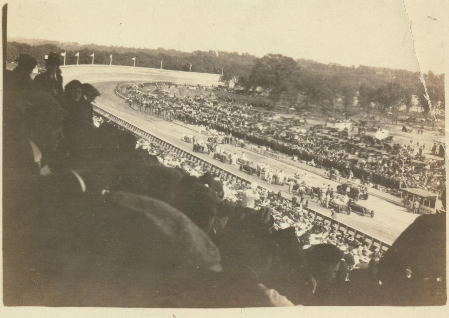 bannister complex racetrack 4