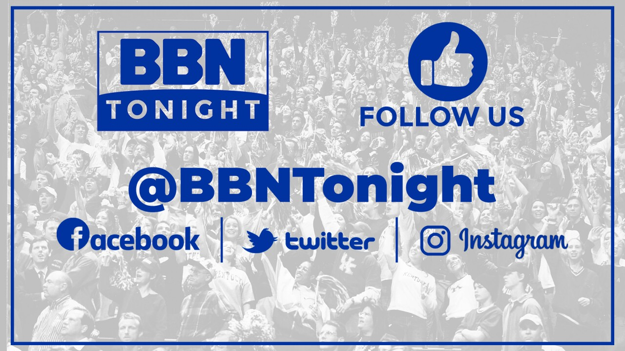 BBN Tonight social media channels push