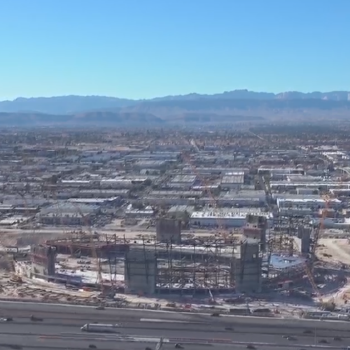 Raiders New Stadium: Developers Paying Millions For Land Near Raiders Las Vegas