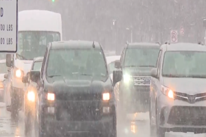 Drivers urged to use caution in winter weather