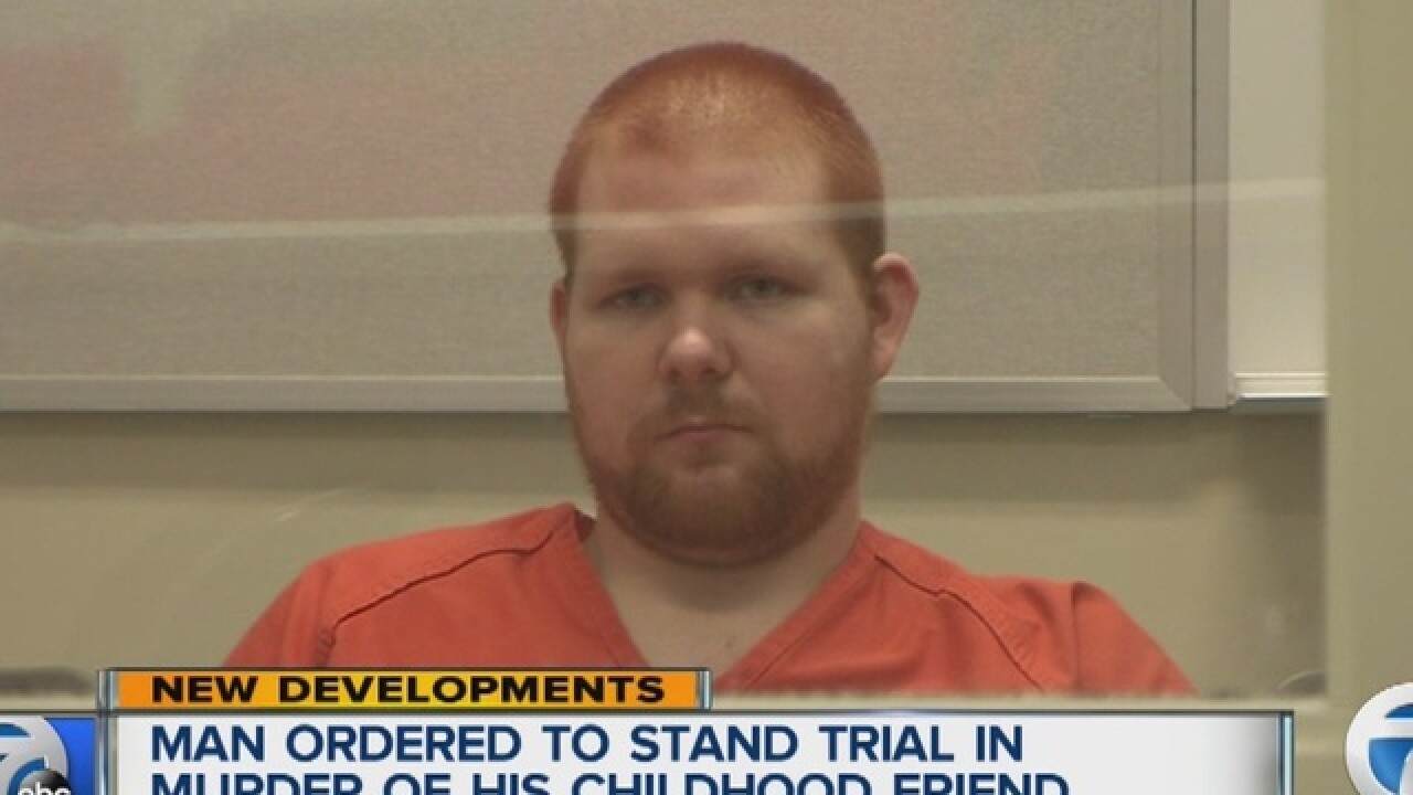 LIVE: Man in court today in murder of 21 y.o.